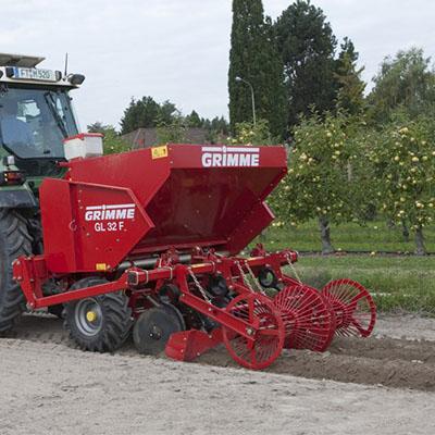 Planteuse à pomme de terre Grimme GL 32 F