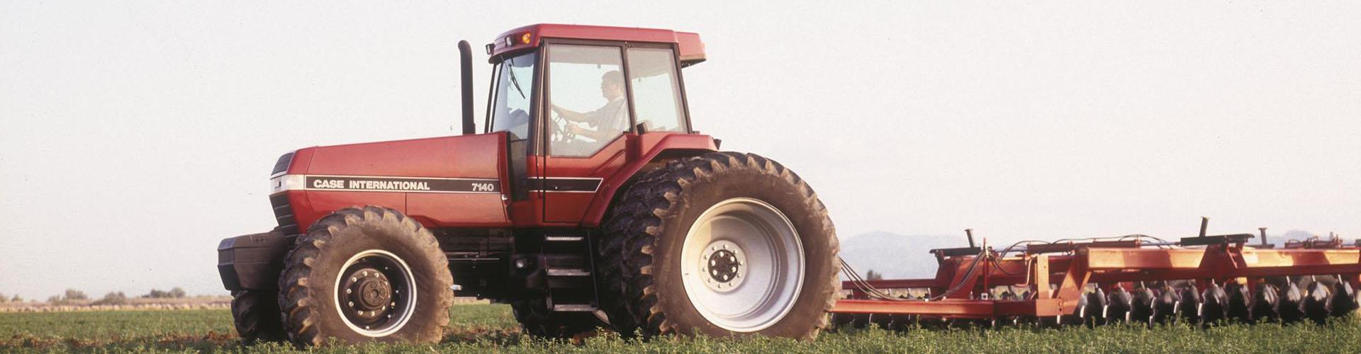 Tracteur agricole d'occasion à vendre